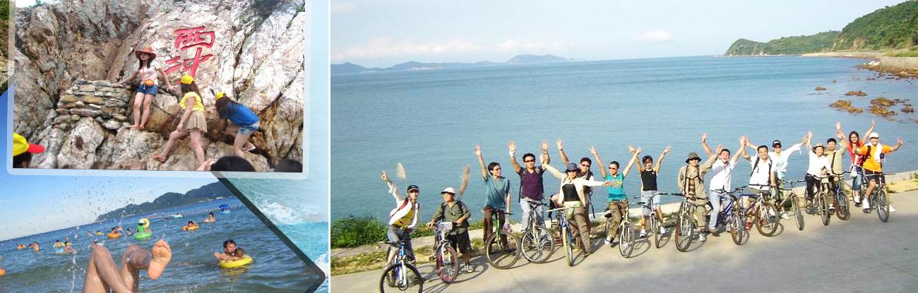 带上你的亲爱的,新春单车游。