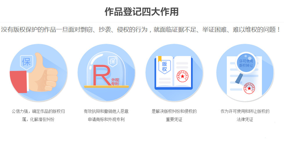 东莞版权登记