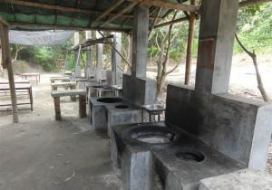 乡村乐农庄—野炊炉