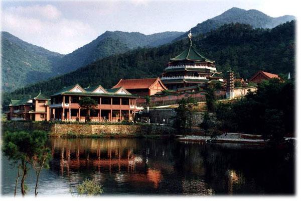 深圳农家乐别墅