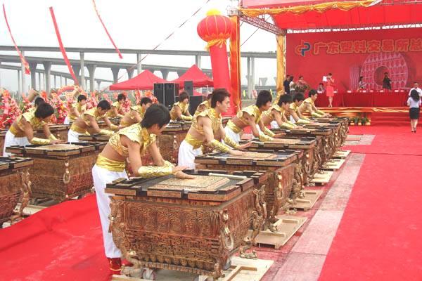 北京奥运会鼓乐