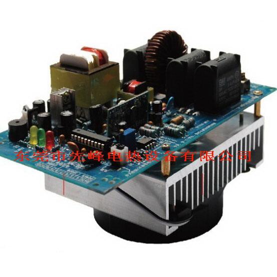 3.5KW電磁加熱控制板