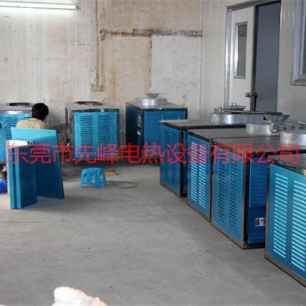 300公斤電磁感應熔鋅爐