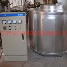 300公斤电磁感应熔铝炉