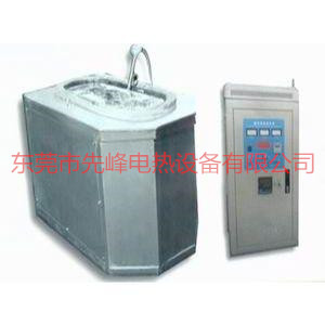 100公斤电磁感应熔铝炉