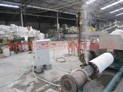 Jiangxi pelleting machine energy saving transformation