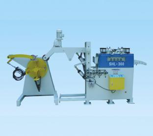 二合一厚板型自动矫正机