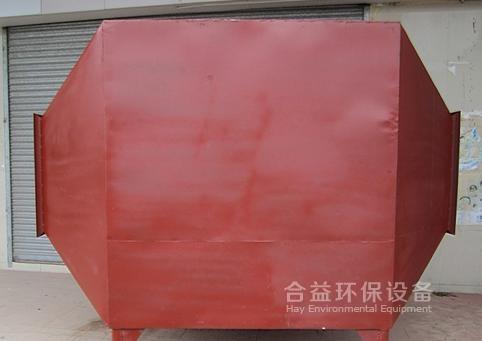 碳鋼板活性碳吸附塔