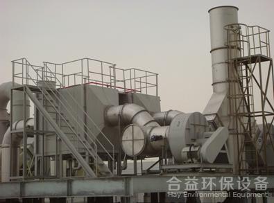不鏽鋼活性碳吸附塔
