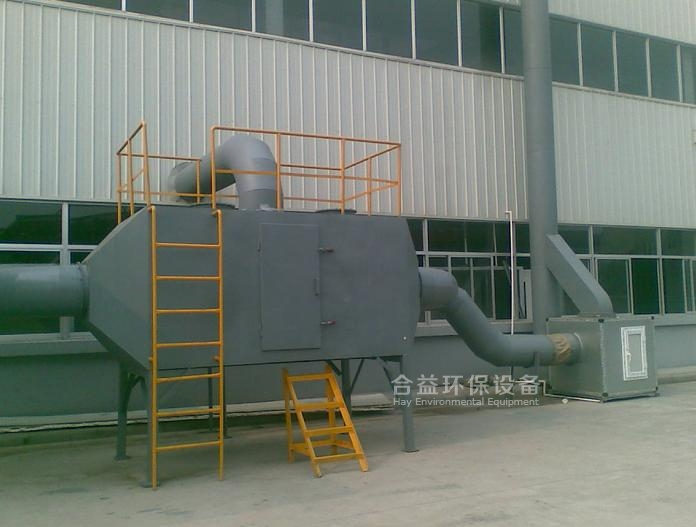 不鏽鋼活性碳吸附器