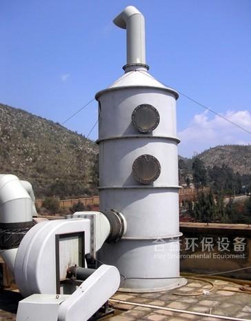 PP酸霧吸收塔:煙氣脫硫設備
