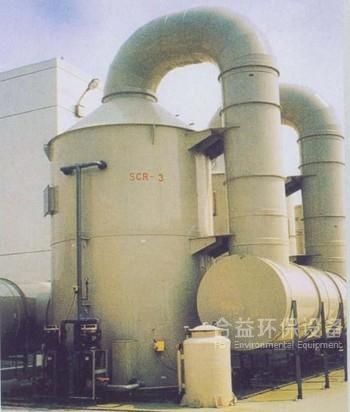 廢氣處理塔設備:東莞PP酸霧洗滌塔