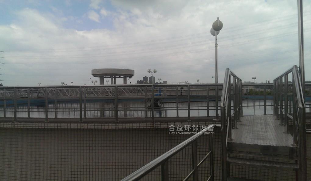 東莞市某鎮生活污水處理廠工程實例