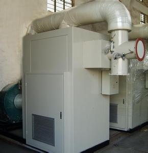 催化燃燒裝置(RCO) 電子廠廢氣淨化設備