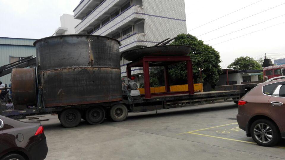 rto廢氣焚燒