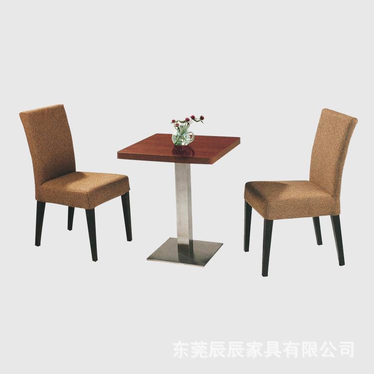 优质生产 现货热售 实木成套餐桌椅 简约 时尚 欢迎订购