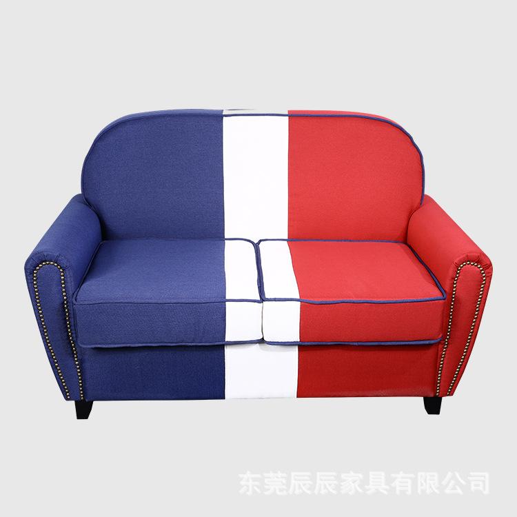 厂家直销 双人皮沙发 休闲沙发 现代客厅时