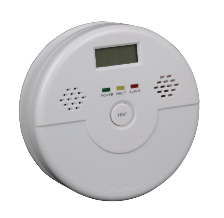 LCD一氧化碳报警器JKD-608