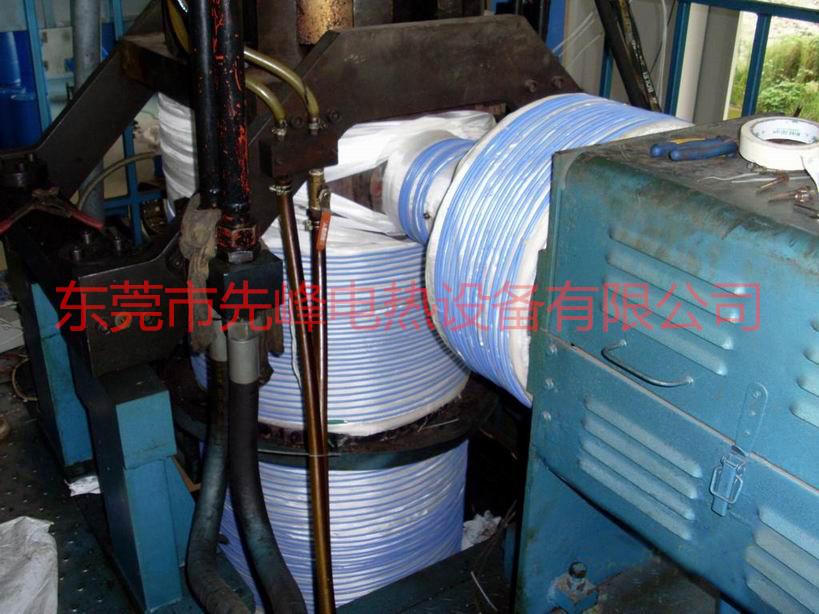 Blow molding machines electromagnetic energy saving reconstruction