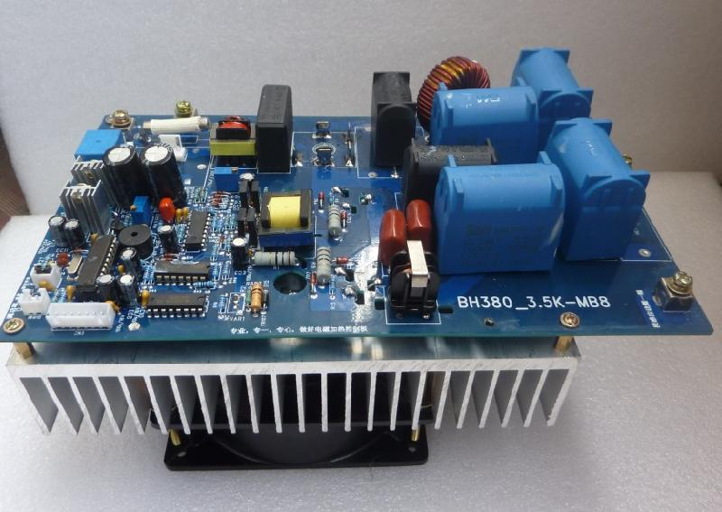 3.5 kw electromagnetic controller