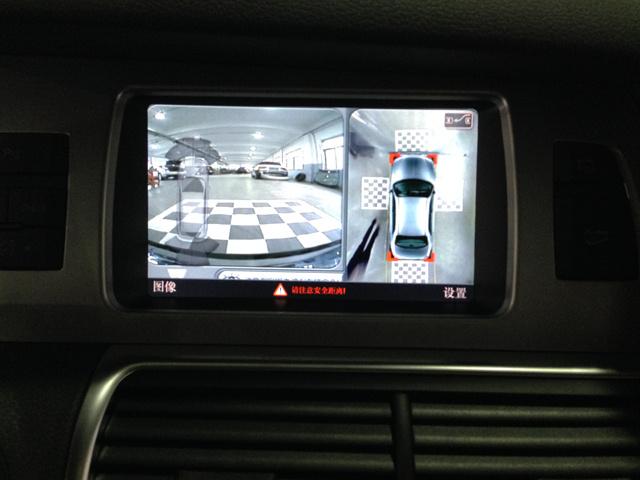 奥迪Q7——360全景效果车型图片