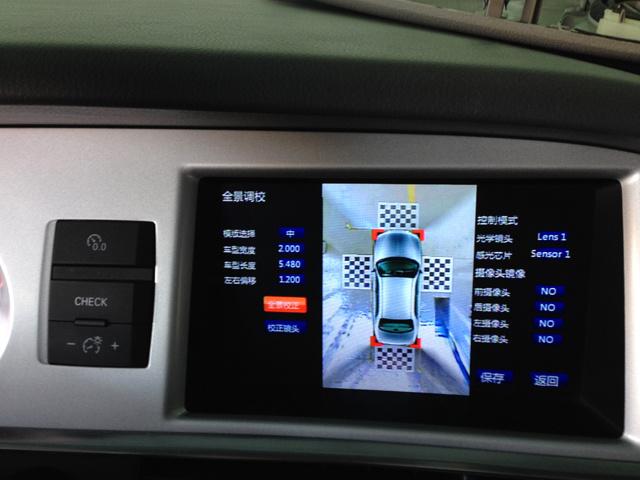 360全景效果車型圖片——奧迪A610款