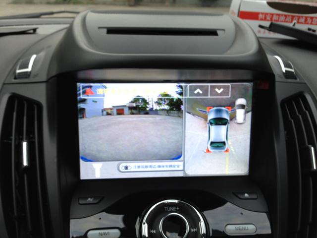 360度全景导航系统效果车型图片——福特翼虎