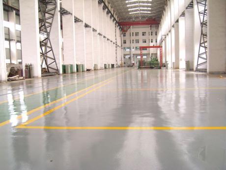 防静电高耐磨地坪系统