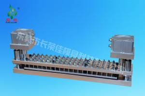 Φ6X76孔叉沖式龍門架過料550mm
